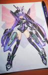 HDD Purple Heart
