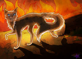 Dance In The Flames by Hollymist