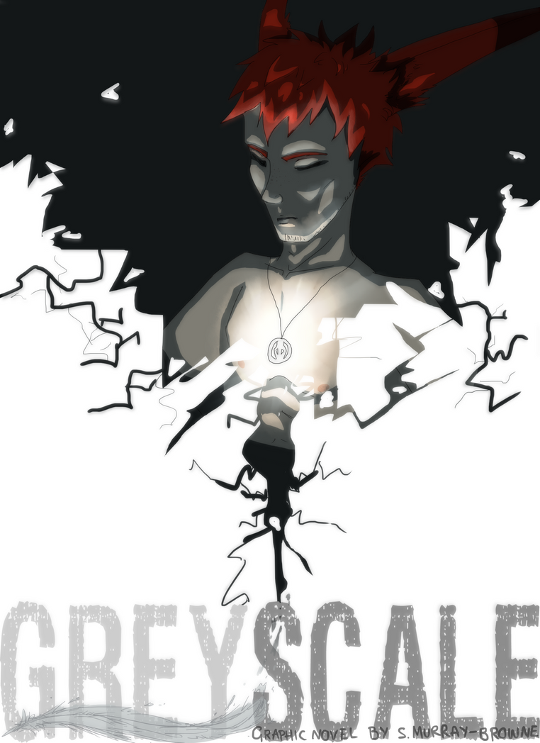 GREYSCALE - Cover