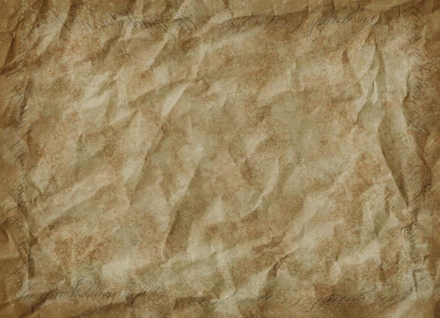 Texture - Crumpled Paper (Brown)