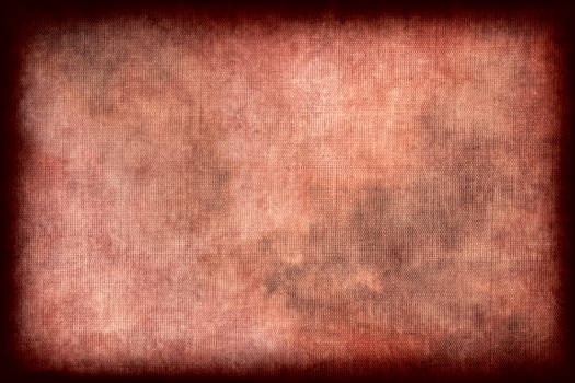 Texture - Distressed Canvas (Red)