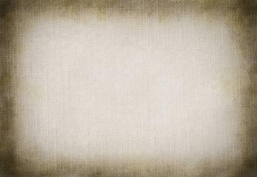 Texture - Canvas with Burnt Edges