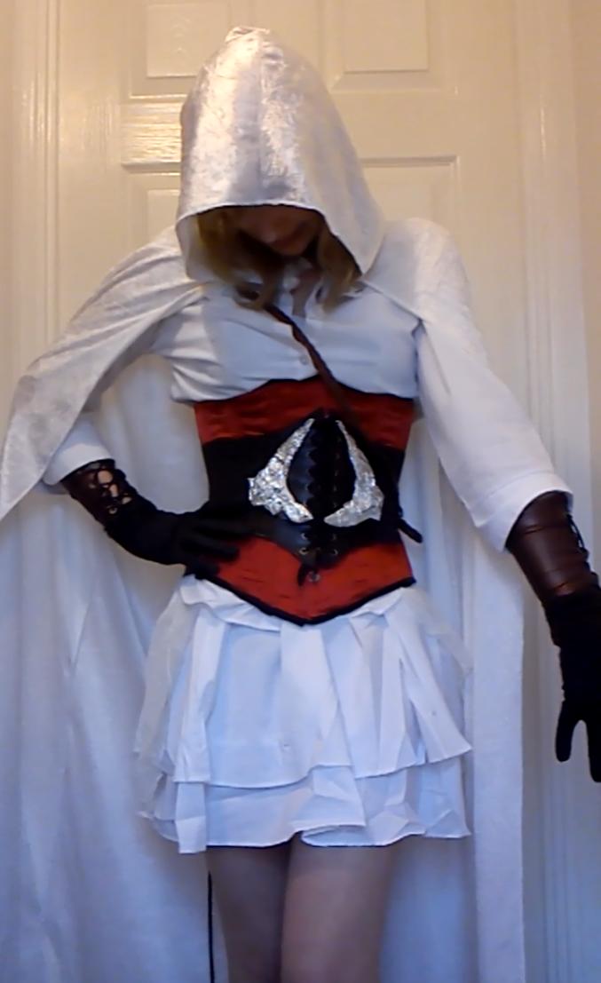 Ezio Assassin S Creed Cosplay By Averagecosplays On Deviantart