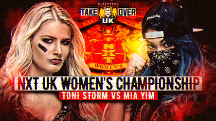 Nxt Uk Takeover Blackpool