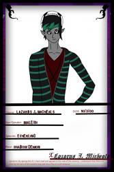 Jenko ID: Lazarus by IisaDewshine
