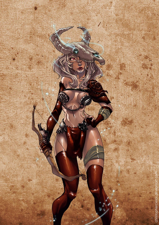 Diablo nude rogue naked download