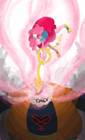 Keyblade of Laughter by dodobirdsong