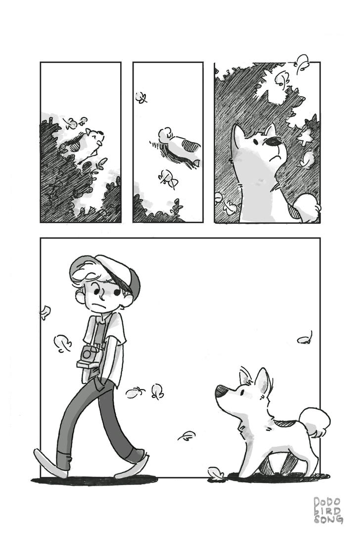 follow the dog by dodobirdsong