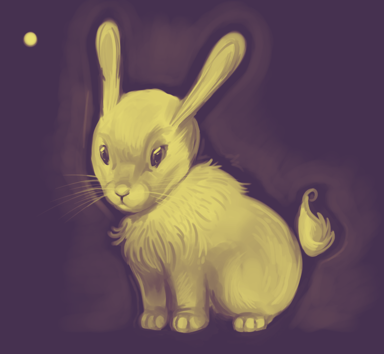 BUNNY by Aluri