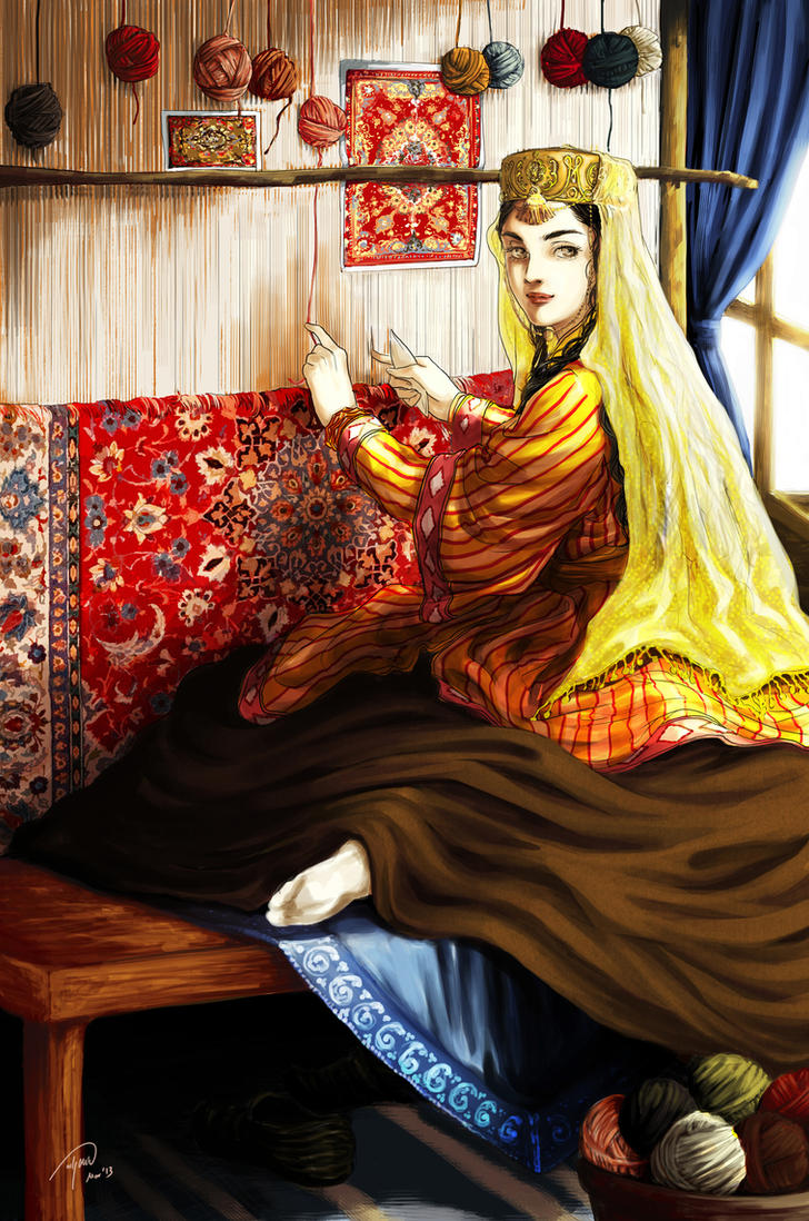 Norouz by Sugar-H
