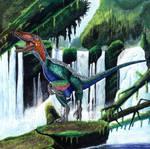 Velociraptor antirrhopus