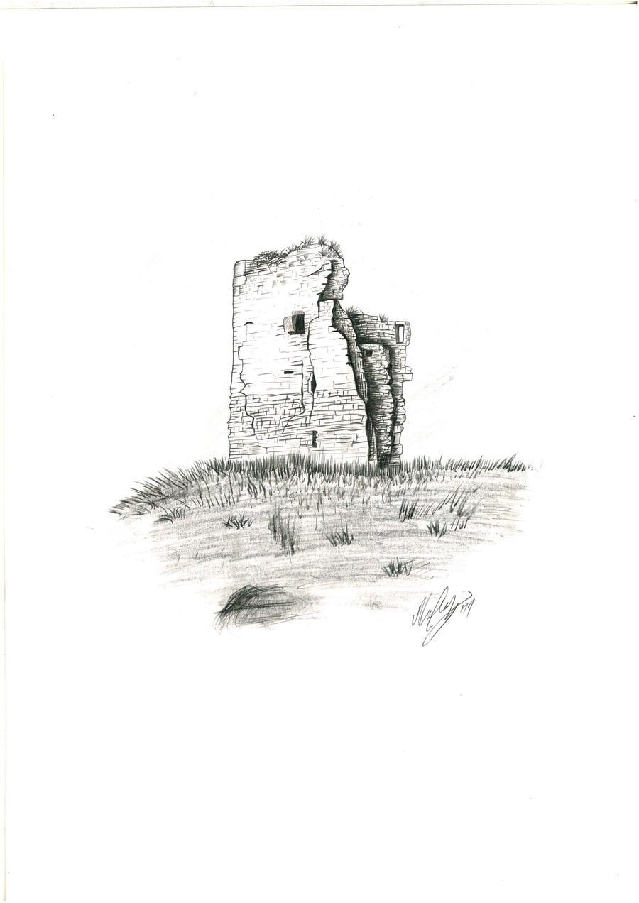 Rachitova watch tower by liliensternus