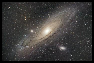 M31 by liliensternus