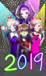 Five nights at Dokis by Jay-JayDraw