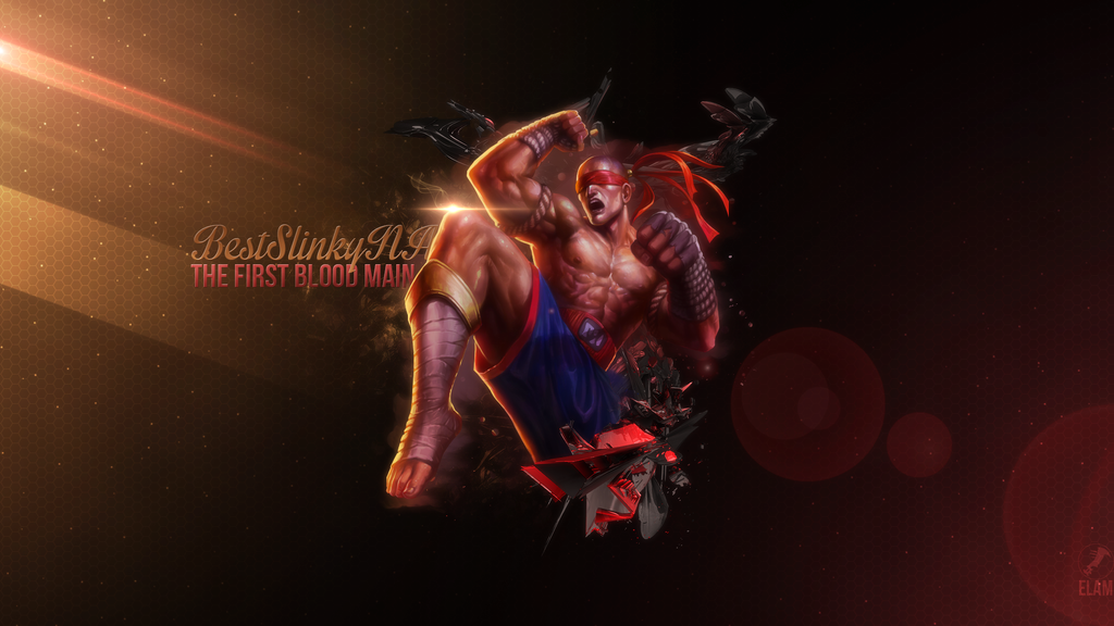 lee sin wallpaper - photo #22