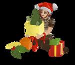Lineage 2 - Christmas by LivioKelem
