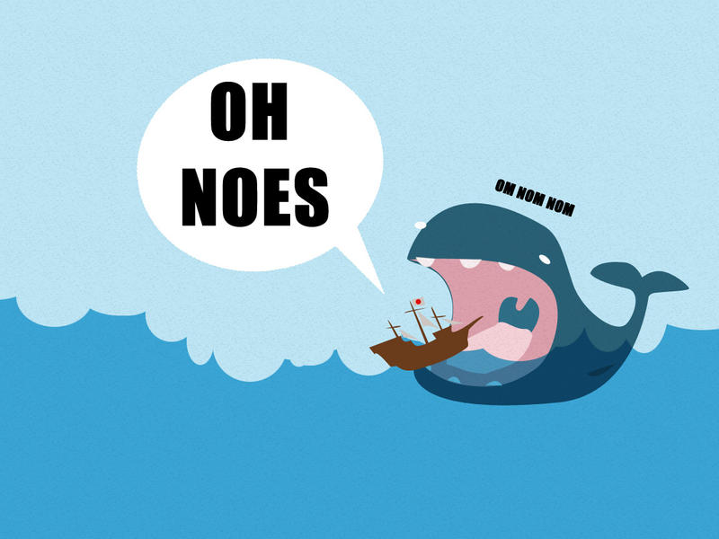 whale eating a ship wallpaper by magweno on deviantart lol clip art dolls lol clip art free