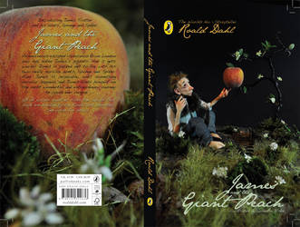 James and the Giant Peach by Magweno