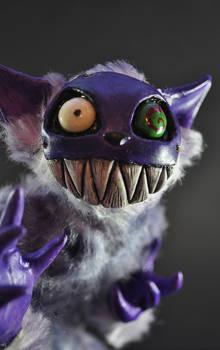 Commission - Cheshire Kat