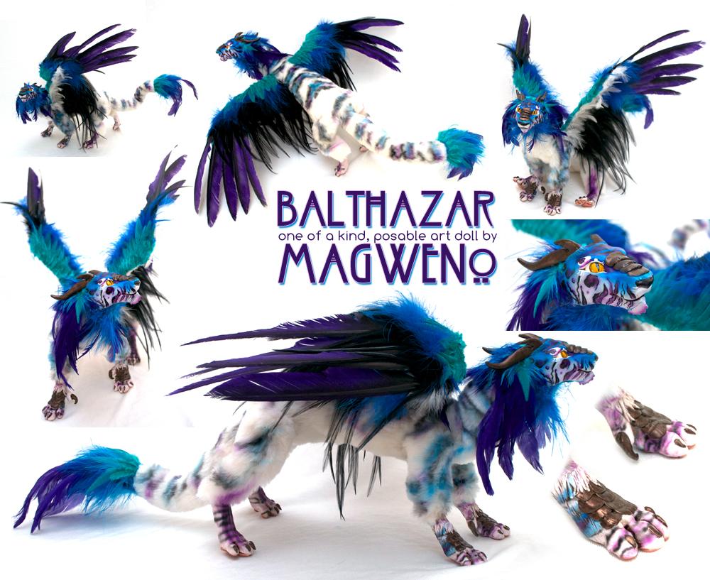 Balthazar by Magweno