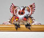 The Little Owlmoth