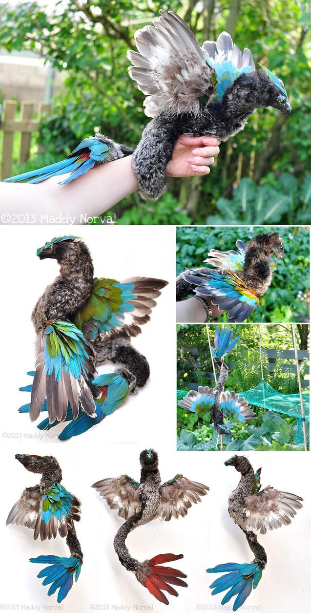 Quetzalcoatl by Magweno
