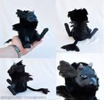 Black Gryphon Fledgeling