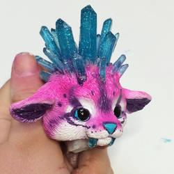 Crystal Kitty WIP