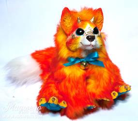 Firefox Dragon-Fox by Magweno