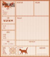 TGOT | Blank Application Sheet by Yuminn