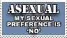 STAMP: Asexual by Mottenfest