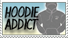 STAMP: Hoodie Addict by Mottenfest