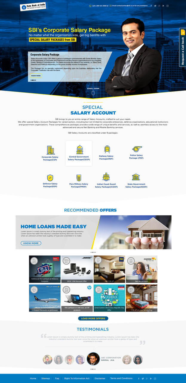 Microwebsite by ganeshtiskar