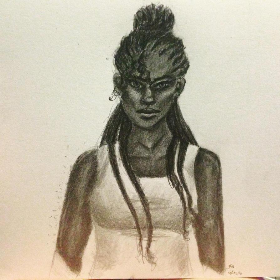 Tara in Graphite by RealityMisfit