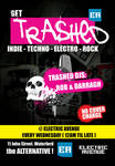 Get Trashed Flyer