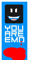 you are emo