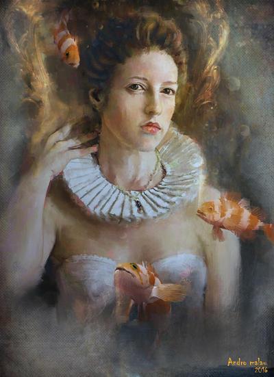 Elizabeth by birubadut