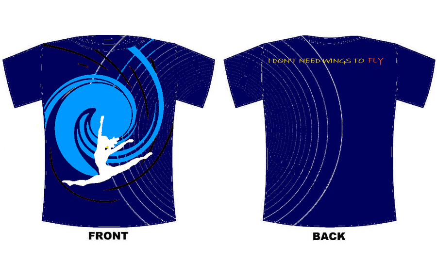 Gymnastics shirt design by doodle bot on deviantart Gymnastics t shirt designs