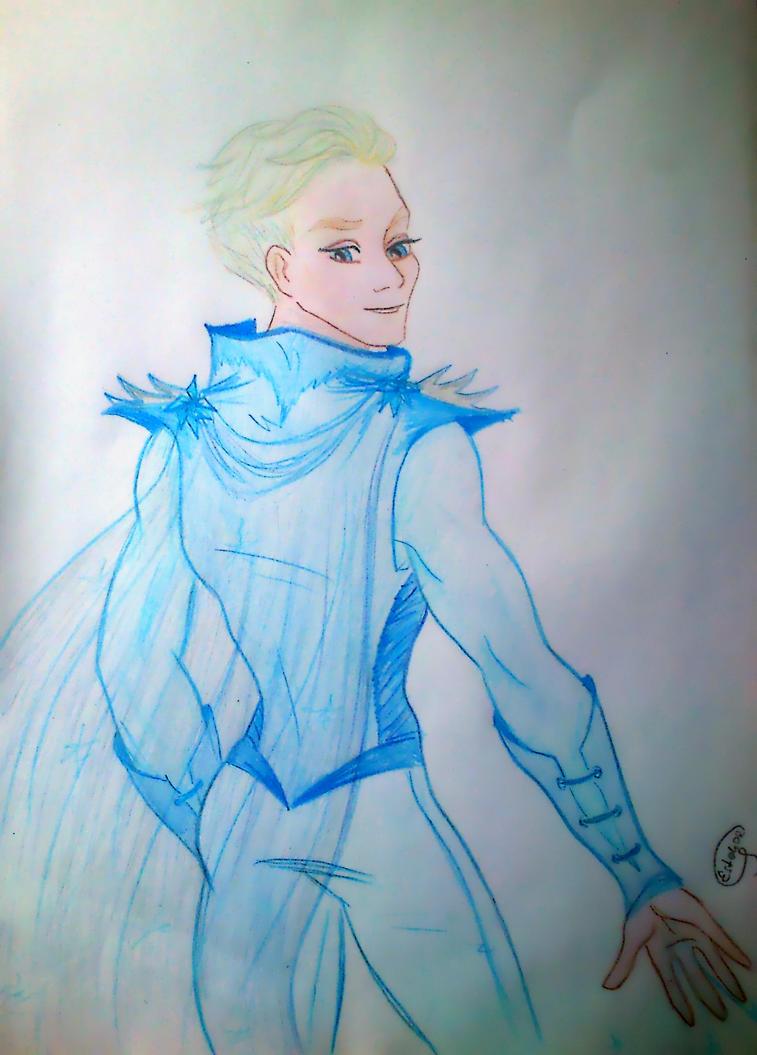 Male!Elsa by Estelior
