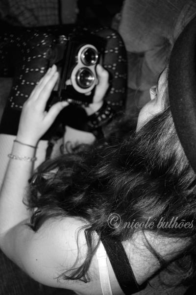 Mephista lady Portrait of