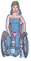 DHS wheelchair