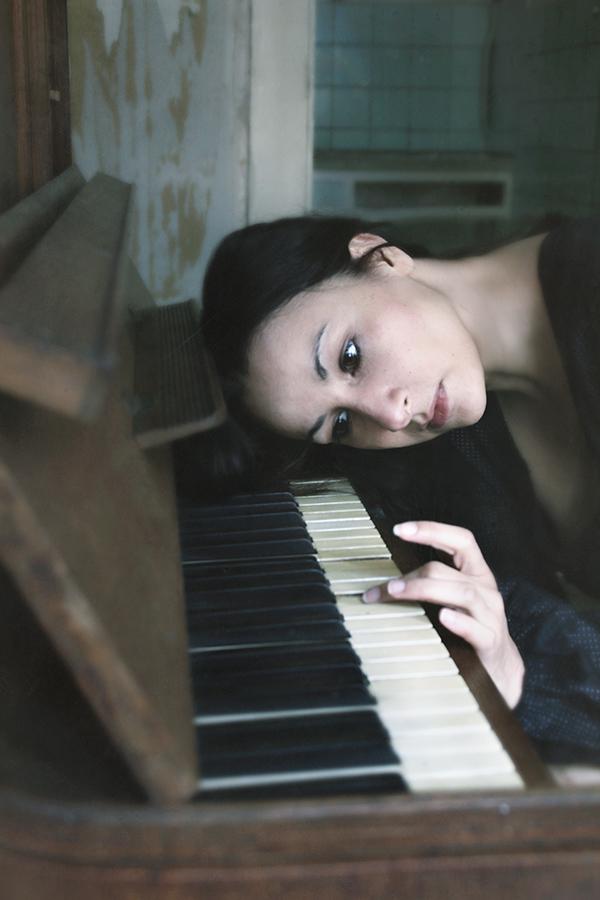 Piano (in rememberance of my sweet friend John) by LaMusaTriste
