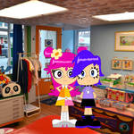 Ami Onuki And Yumi Yoshimura In the rodney Shop