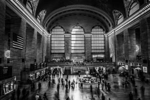 Grand Central Noir by nigel3