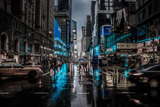 NY Blue Blues