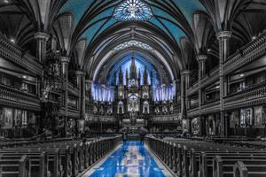 Montreal Blue by nigel3