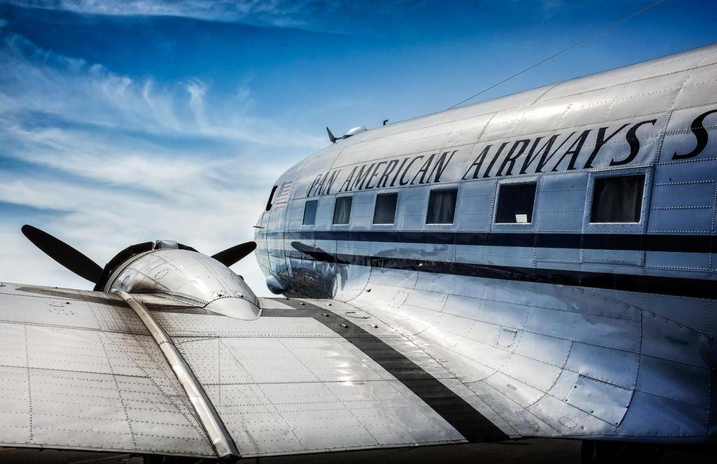 Pan Am by nigel3
