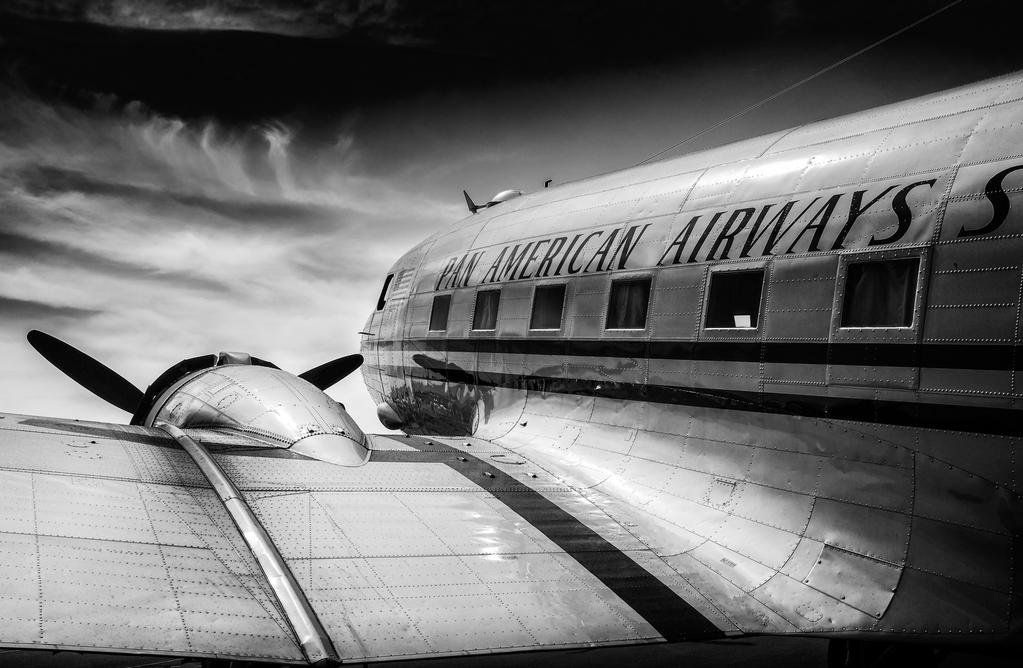 Pan Am BW by nigel3