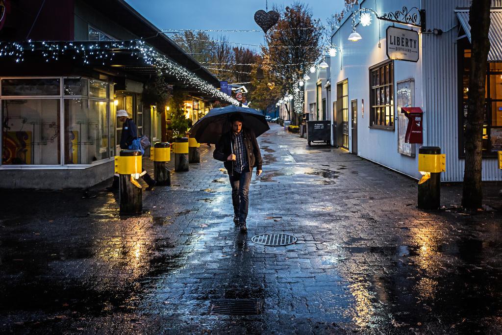 Rain Walk by nigel3