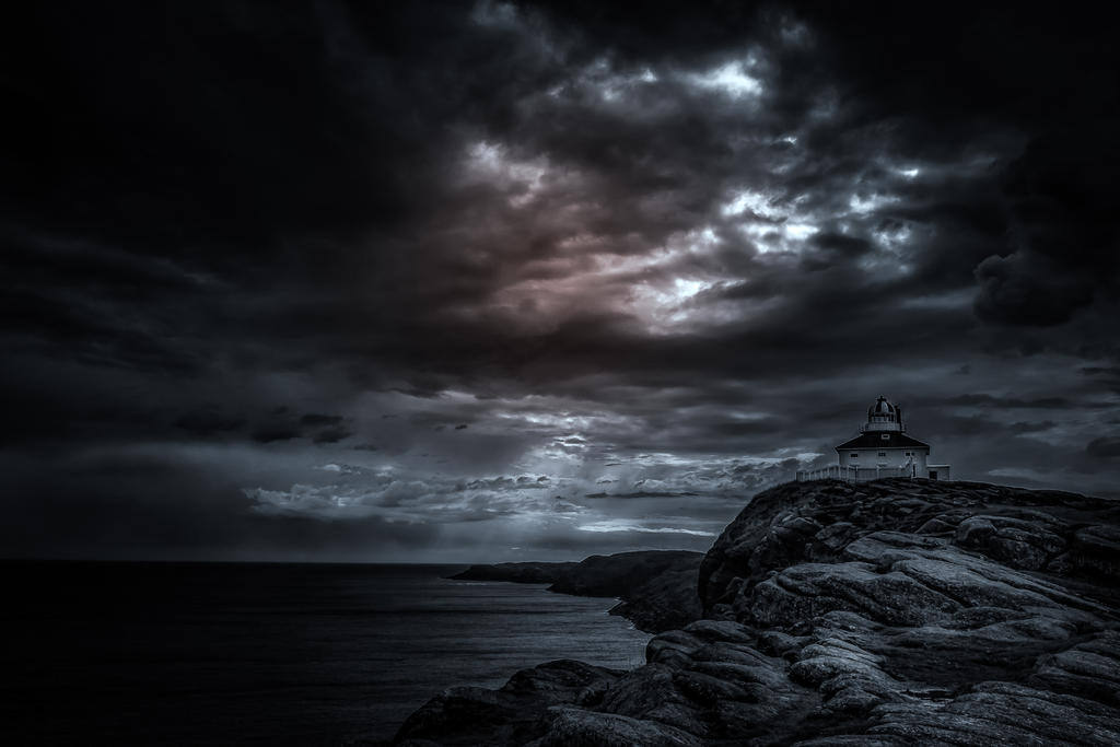 Drama at night by nigel3